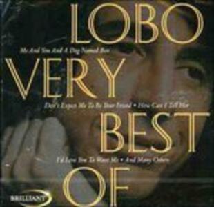 Very Best of - CD Audio di Lobo