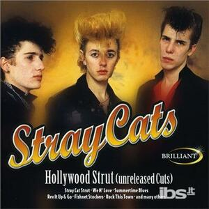 Hollywood Strut - CD Audio di Stray Cats