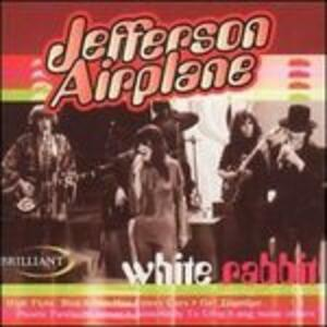 White Rabbit - CD Audio di Jefferson Airplane