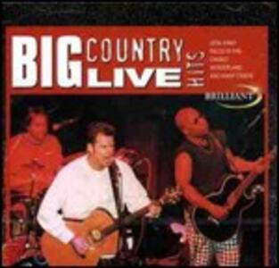 Live Hits - CD Audio di Big Country