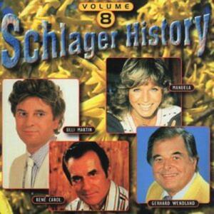 Schlager History 8 - CD Audio