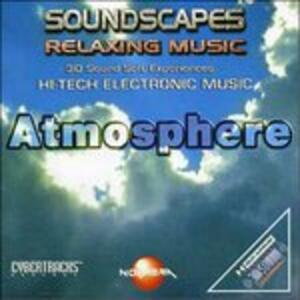 Atmosphere - CD Audio di Soundscapes