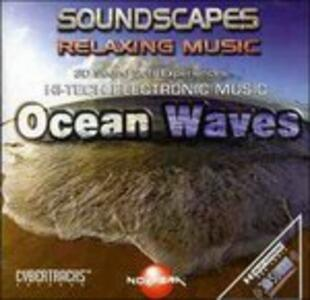 Ocean Waves - CD Audio di Soundscapes