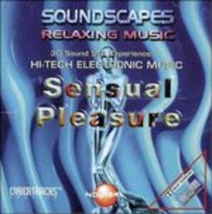 Sensual Pleasure - CD Audio