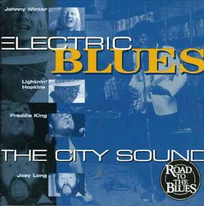 Electric Blues - CD Audio