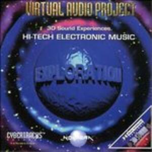 Exploration - CD Audio di Soundscapes