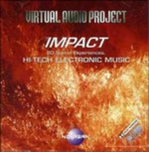 Impact - CD Audio di Soundscapes