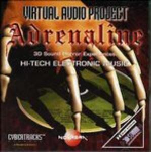 Adrenaline - CD Audio di Soundscapes