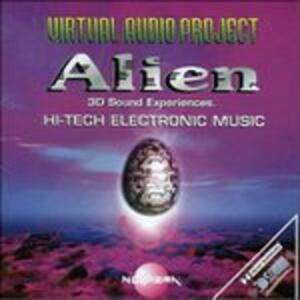 Alien - CD Audio di Soundscapes