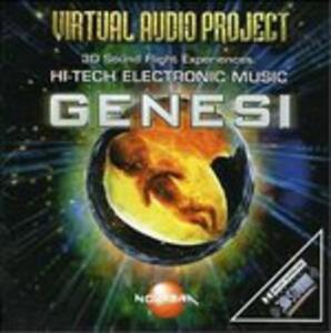Genesi - CD Audio di Soundscapes