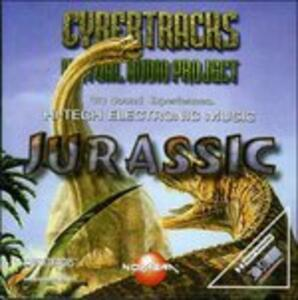Jurassic - CD Audio di Soundscapes