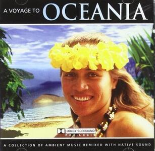 A Voyage to Oceania - CD Audio