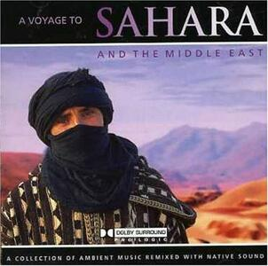 A Voyage to Sahara - CD Audio