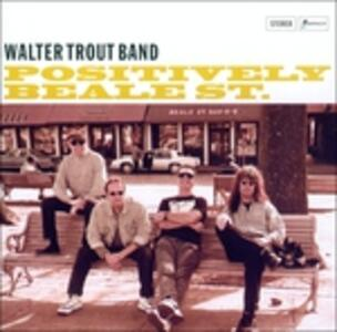 Positively Beale Street - CD Audio di Walter Trout