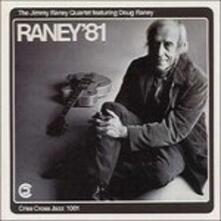 Raney '81 - CD Audio di Jimmy Raney