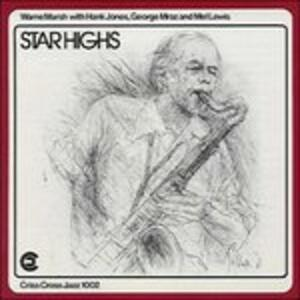 Star Highs - CD Audio di Warne Marsh