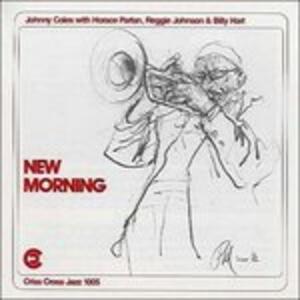 New Morning - CD Audio di Johnny Coles