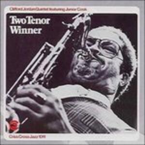 Two Tenor Winner - CD Audio di Clifford Jordan