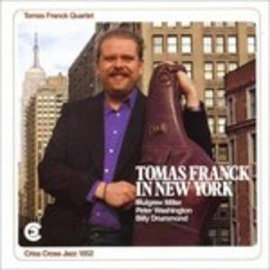 In New York - CD Audio di Tomas Franck