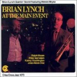 At the Main Event - CD Audio di Brian Lynch