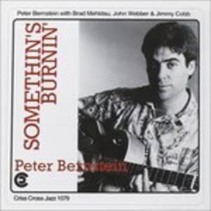 Somethin's Burnin' - CD Audio di Peter Bernstein