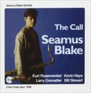 The Call - CD Audio di Seamus Blake