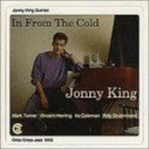 In from the Cold - CD Audio di Johnny King