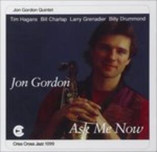 Ask Me How - CD Audio di Joe Gordon