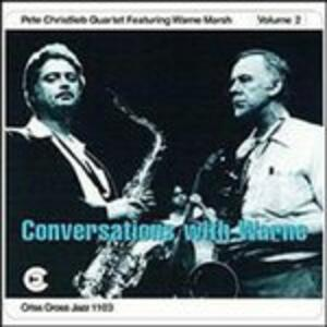 Marsh. Conversations With - CD Audio di Pete Christlieb
