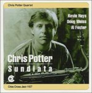 Sundiata - CD Audio di Chris Potter