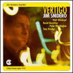 Vertigo - CD Audio di Jim Snidero