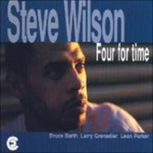 Four for Time - CD Audio di Steve Wilson
