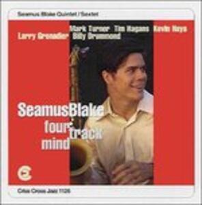 Four Track Mind - CD Audio di Seamus Blake