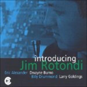 Introducing - CD Audio di Jim Rotondi