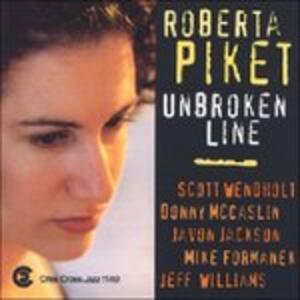 Unbroken Line - CD Audio di Roberta Piket