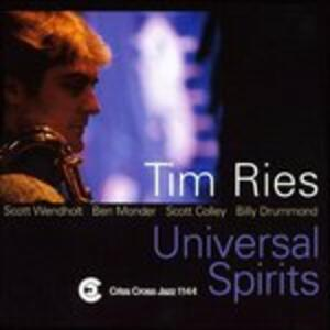 Universal Spirits - CD Audio di Tim Ries