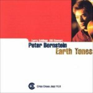 Earth Tones - CD Audio di Peter Bernstein