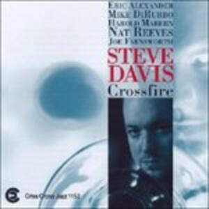 Crossfire - CD Audio di Steve Davis