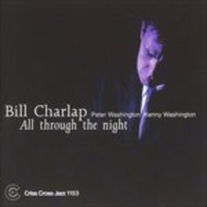 All Through the Night - CD Audio di Bill Charlap