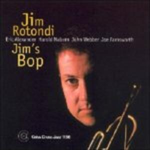 Jim's Bop - CD Audio di Jim Rotondi
