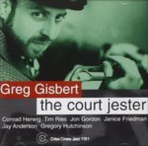 Court Jester - CD Audio di Greg Gisbert