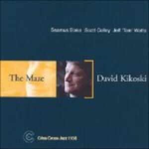 Maze - CD Audio di David Kikoski