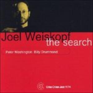 The Search - CD Audio di Joel Weiskopf