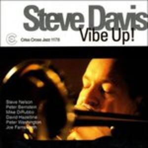 Vibe up - CD Audio di Steve Davis