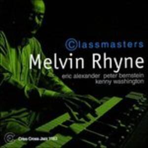Classmasters - CD Audio di Melvin Rhyne