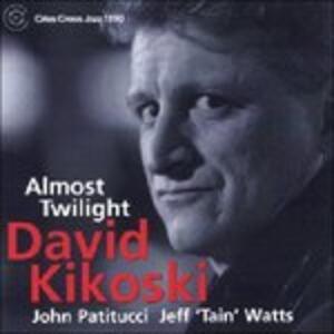 Almost Twilight - CD Audio di David Kikoski
