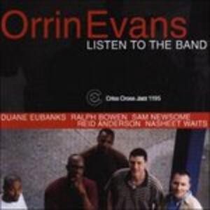 Listen to the Band - CD Audio di Orrin Evans