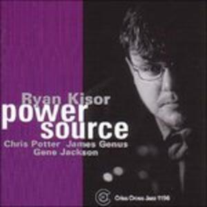 Power Source - CD Audio di Ryan Kisor