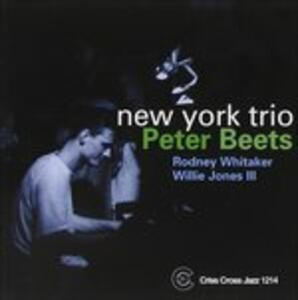 New York Trio - CD Audio di Peter Beets