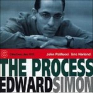 The Process - CD Audio di Edward Simon